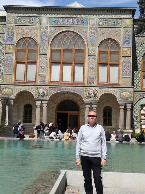 01. Palatul Golestan