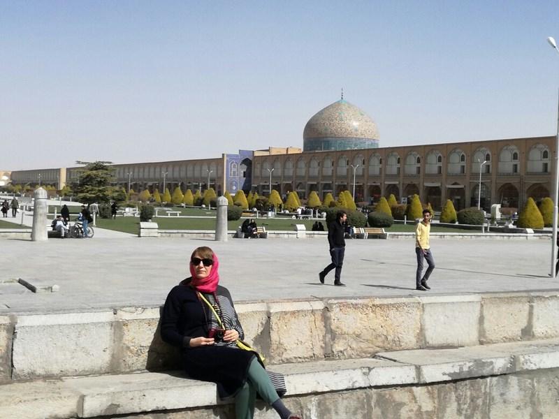 01. Piata Esfahan
