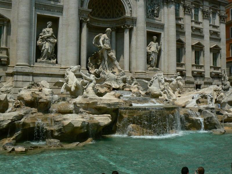 02. Fontana di Trevi - Roma