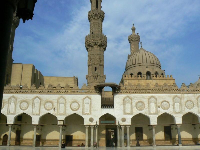 02. Moscheea Al-Ahzar