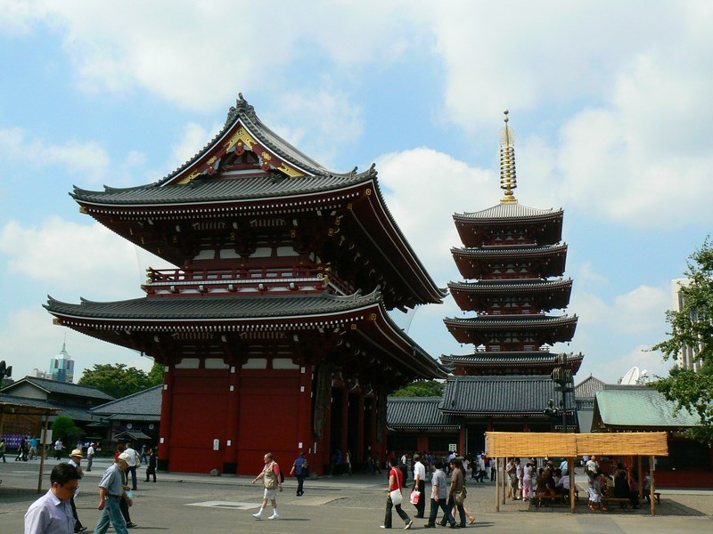 02. Templu Tokyo