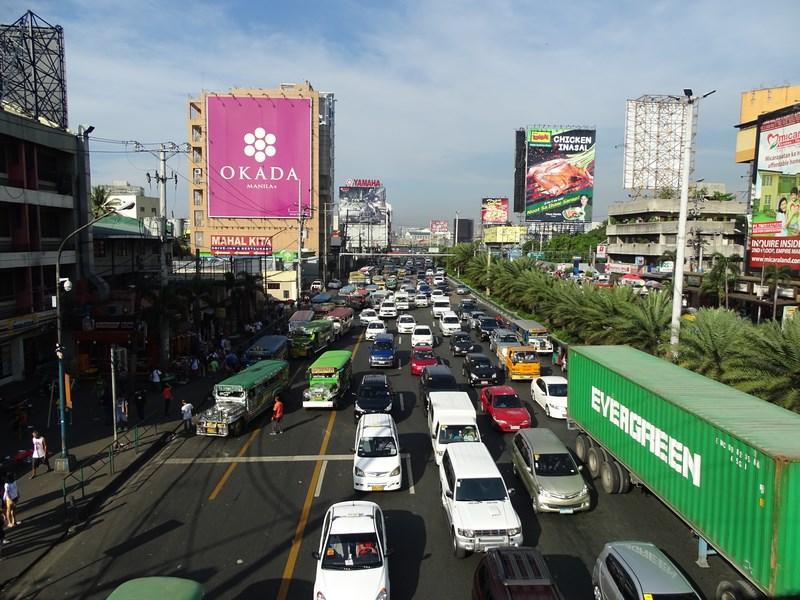 02. Trafic Manila