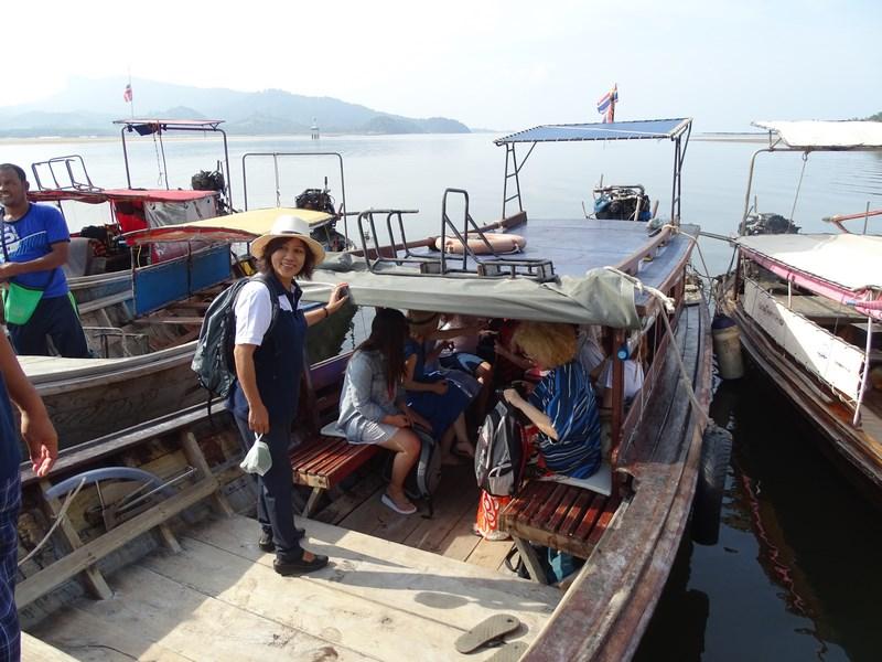 05. Barca de Koh Yao Noi