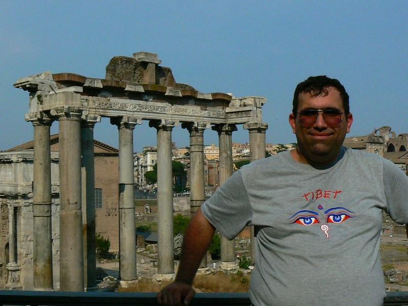 06. Forul Roman - Roma