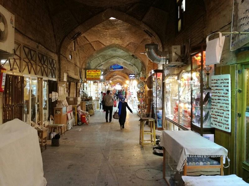 07. Bazar Esfahan