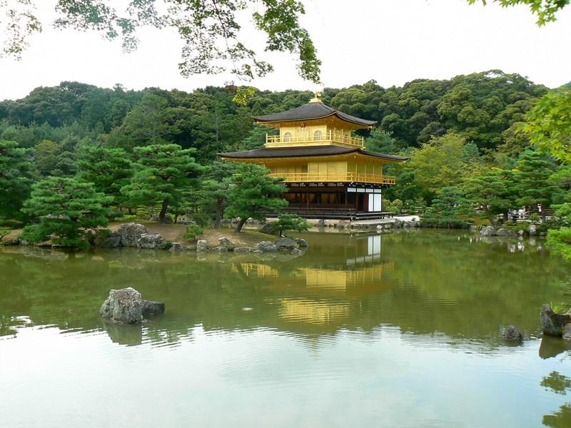 08. Templul de Aur - Kyoto