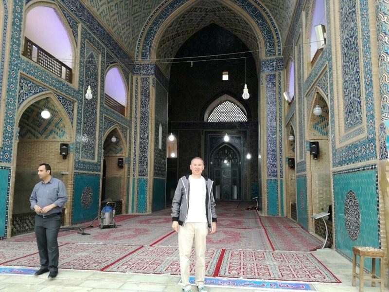 09. Moschee Shiraz