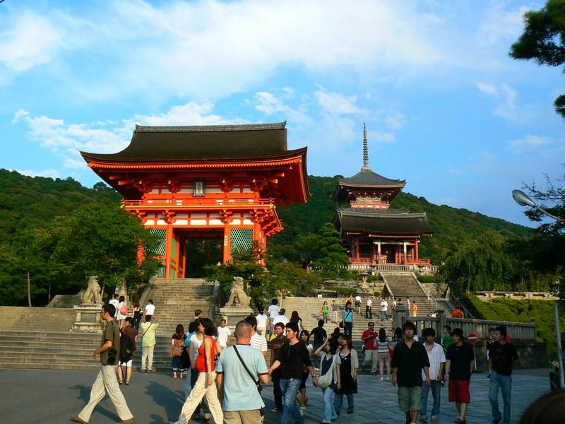 10. Temple Kyoto