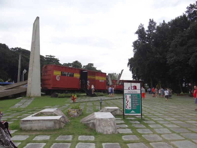 10. Trenul din Santa Clara