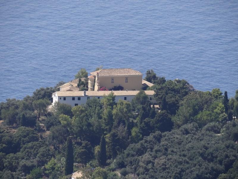 13. Manastirea Paleokastrita