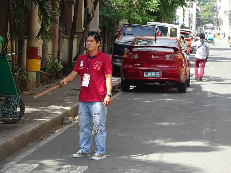 17. Vigilante in Manila