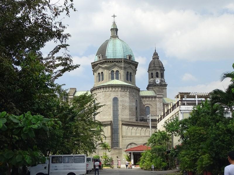 18. Catredrala Manila