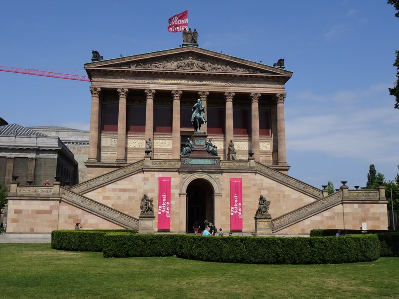 20. Insula Muzeelor Berlin