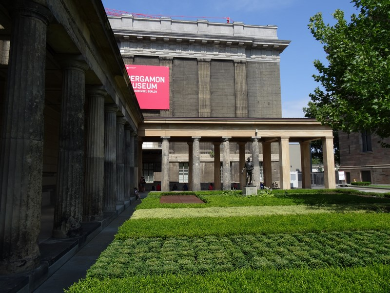 21. Muzeul Pergamon