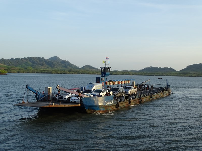 22. Ferry Koh Lanta