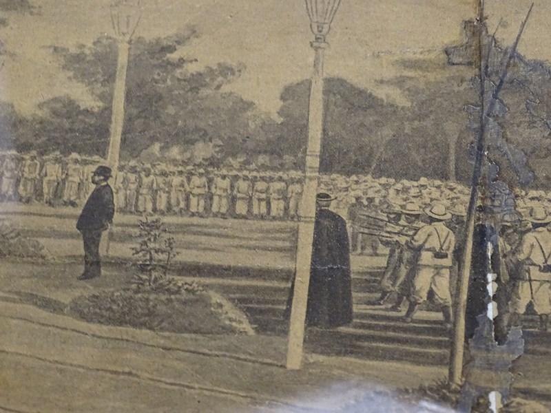 24. Executia lui Rizal