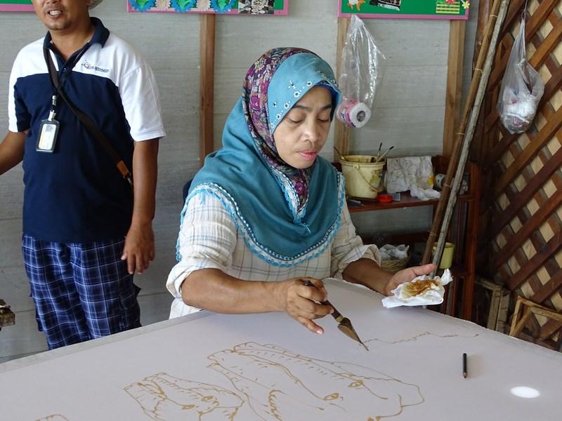 29. Pictand batik
