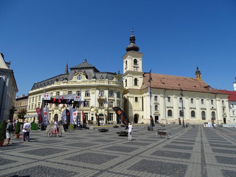 01. Catedrala catolica din Sibiu
