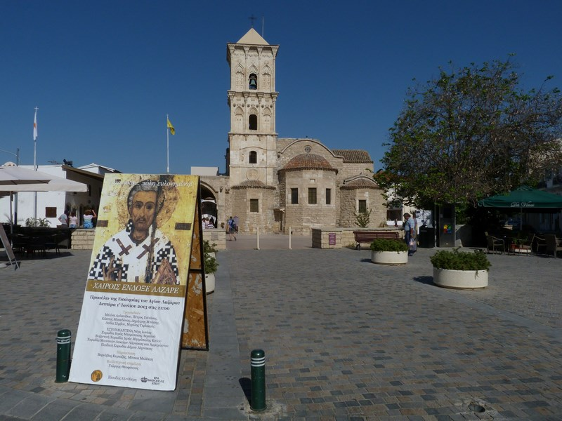 02. Catedrala Sf. Lazar - Larnaca