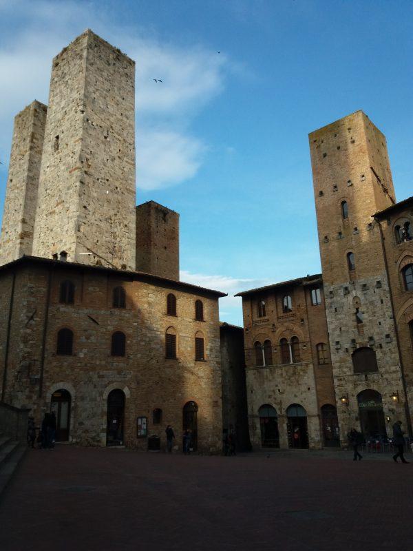 02. San Gimignano