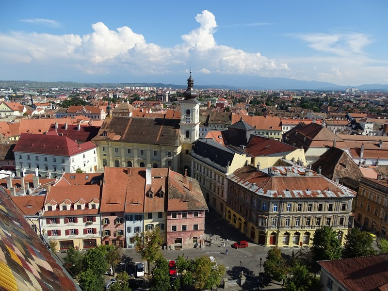 03. Panorama Sibiu