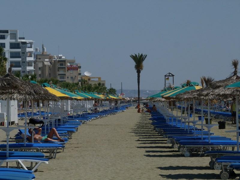 04. Larnaca beach