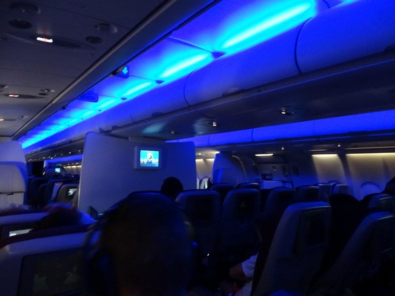 08. Economy class - Qatar Airways