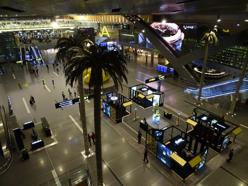 19. Centru aeroport Doha