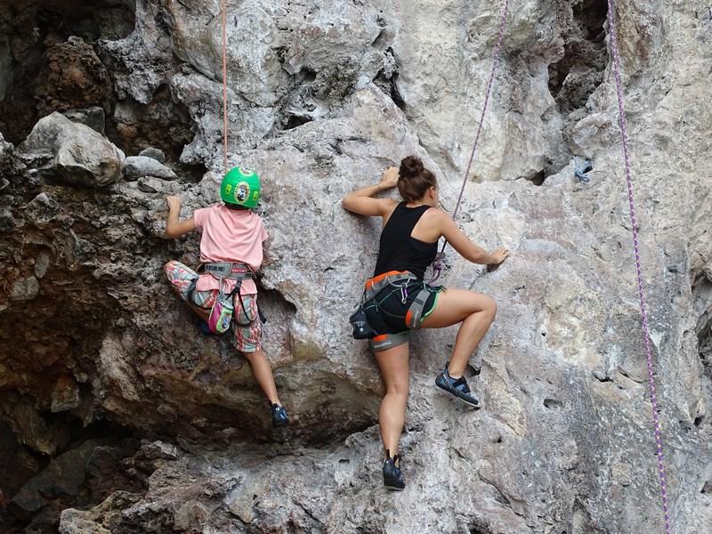 19. Climbing