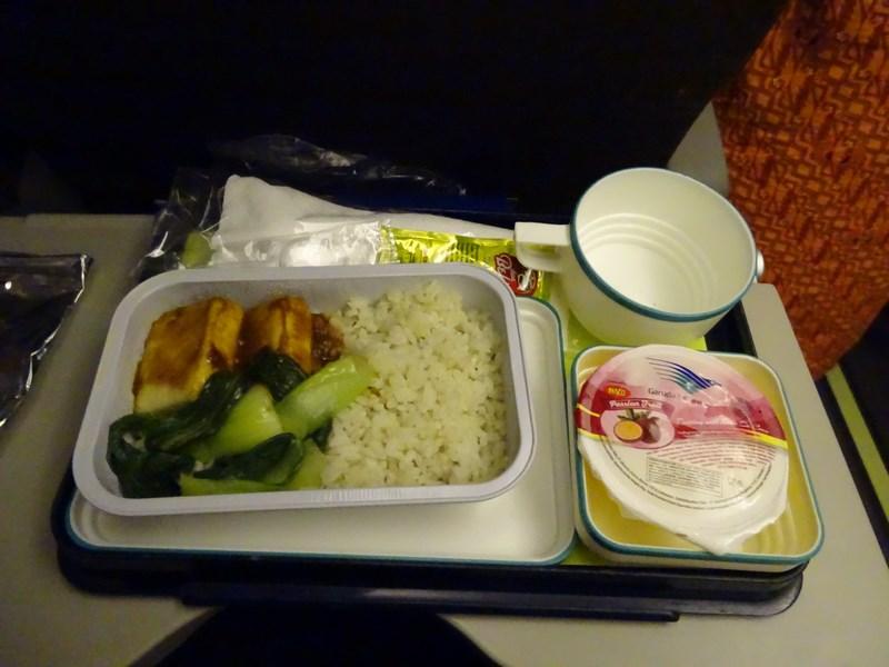 44. Mancare Garuda Indonesia