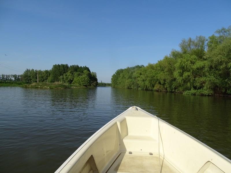 01. Cu barca prin Delta