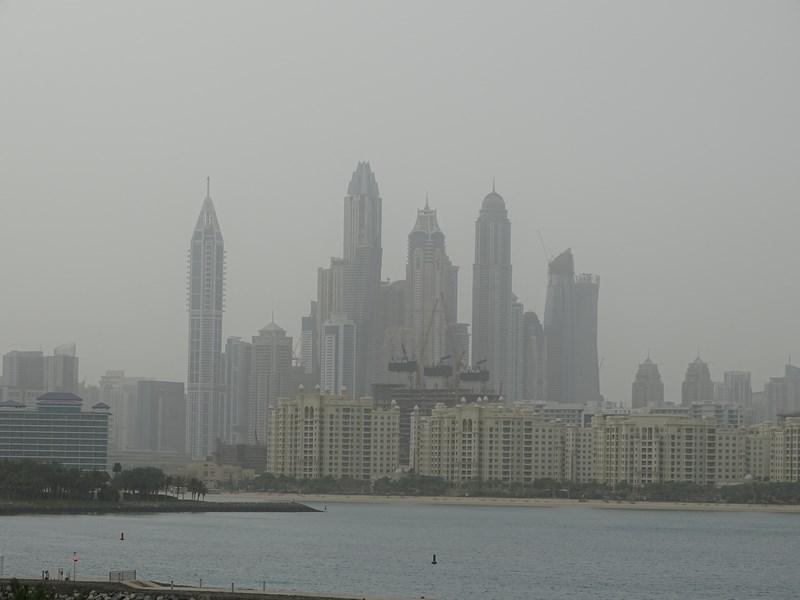 01. Dubai landscape
