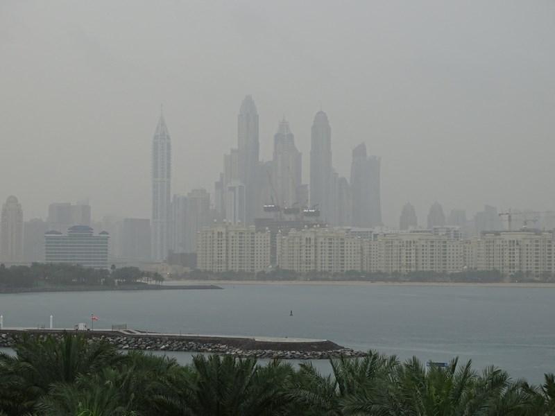 01. Dubai sand storm