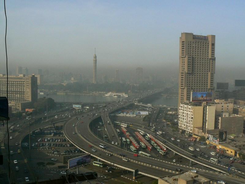 01. Panorama Cairo