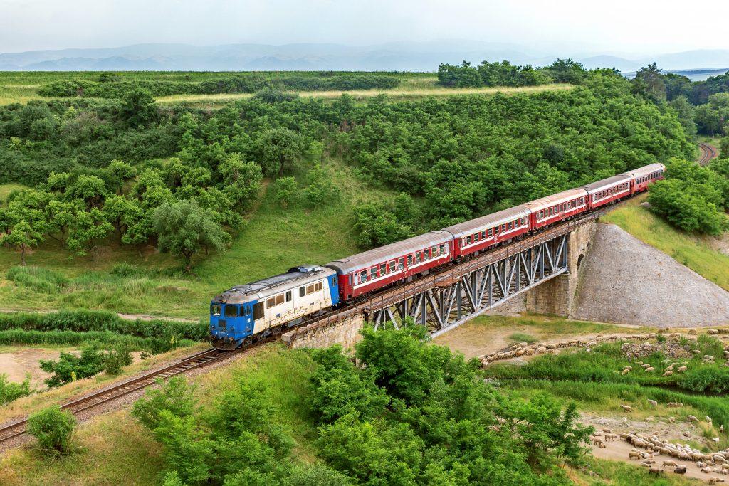 02. Tren in Ardeal