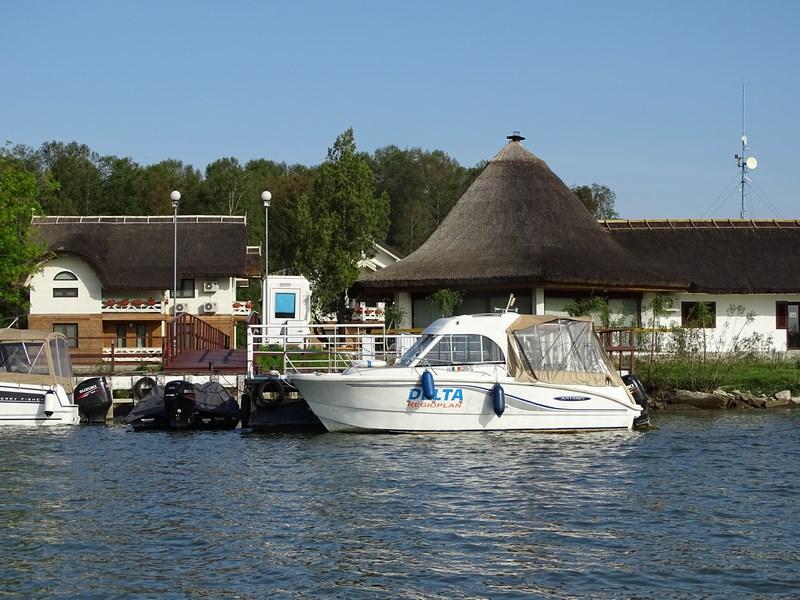 02. Vila guvernamentala Delta Dunarii
