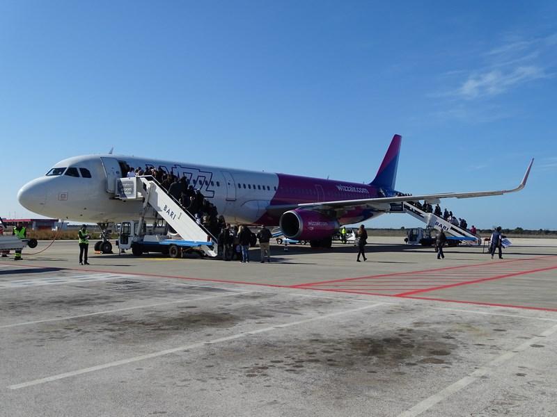 02. Wizz Air Bucuresti - Bari
