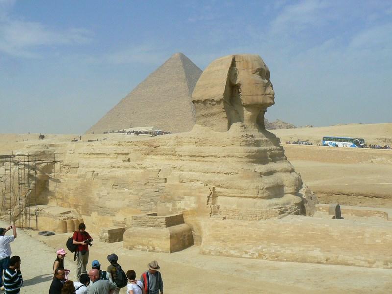 08. Sfinx Egipt