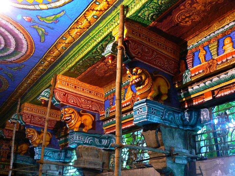 08. Templu Madurai