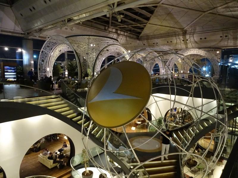 09. Istanbul TK lounge