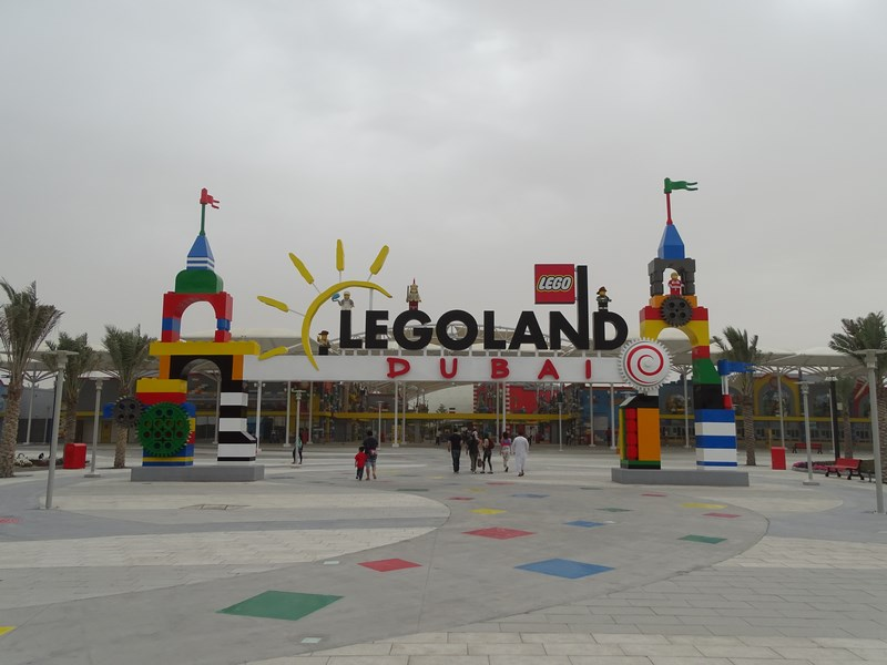 10. Legoland Dubai