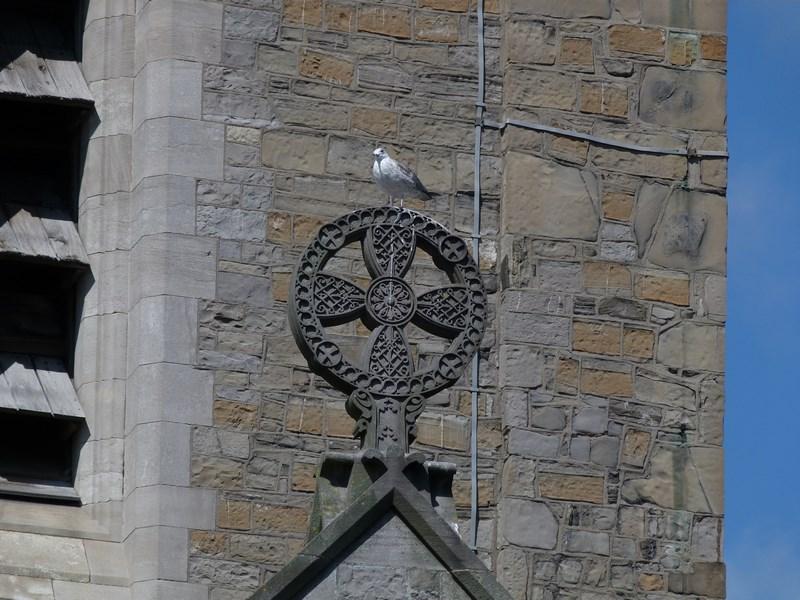 12. Crucea celta