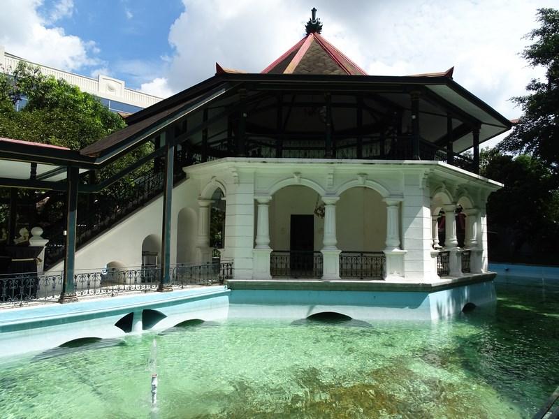 12. Pavilion