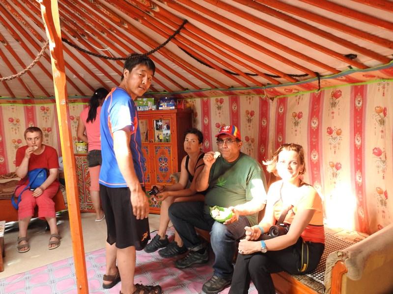 15. Iurta Mongolia