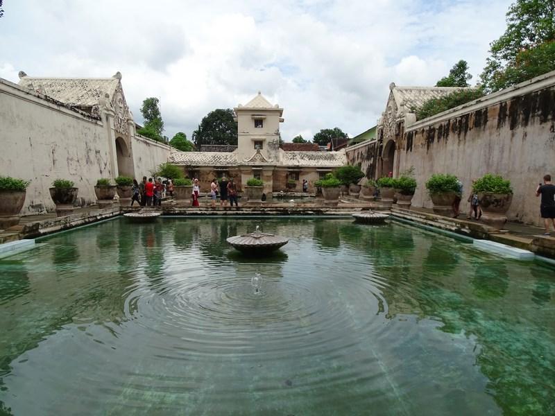 15. Taman Sari