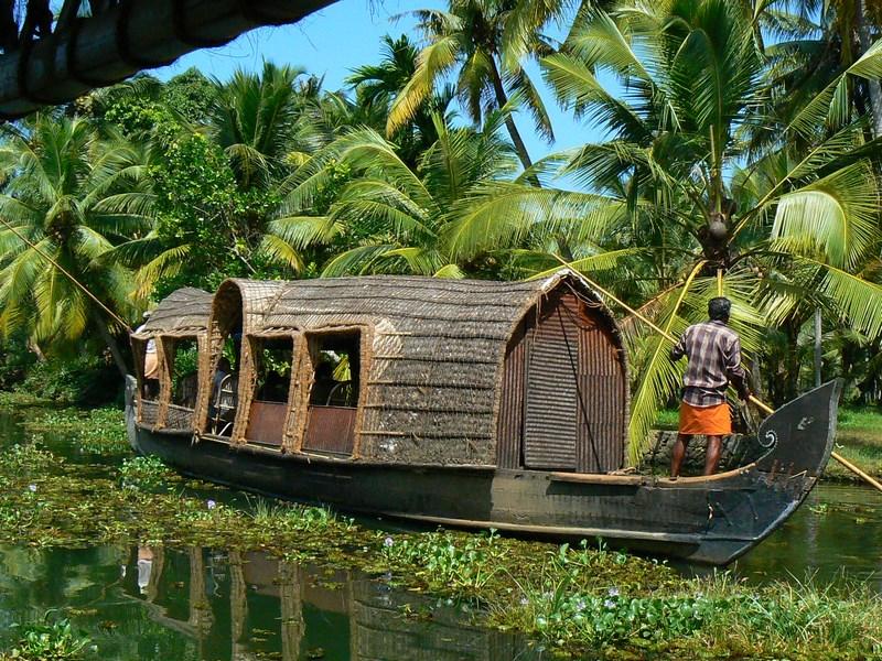 16. Kerala, India de Sud