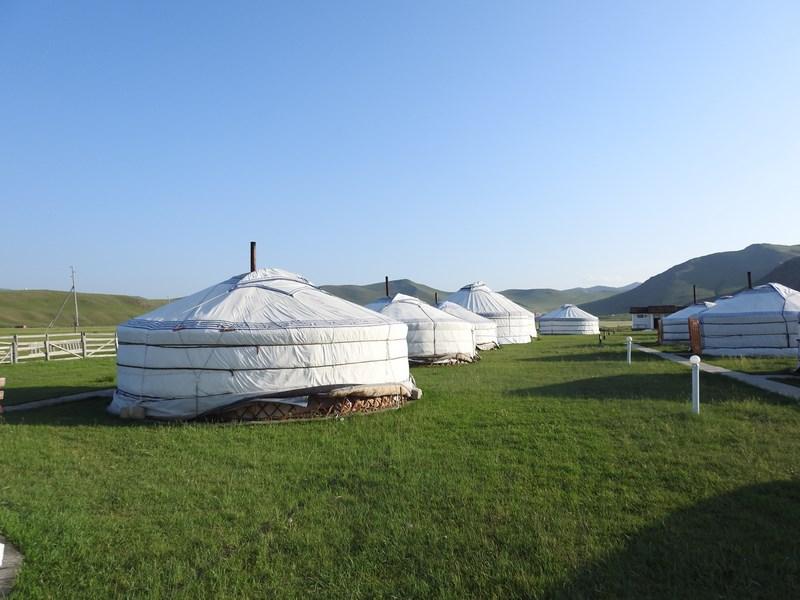 17. Iurte mongole