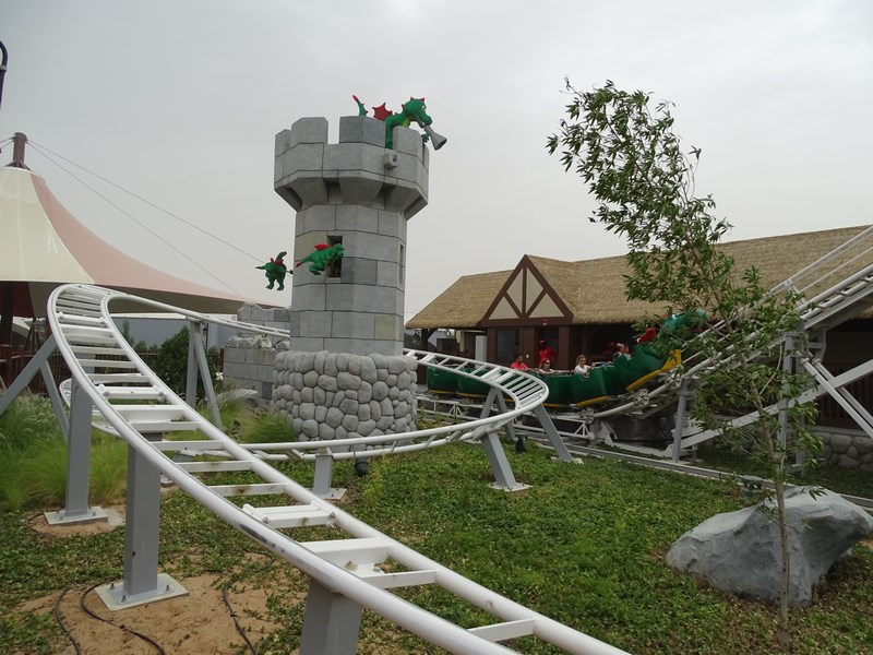 18. Legoland - tiribombe