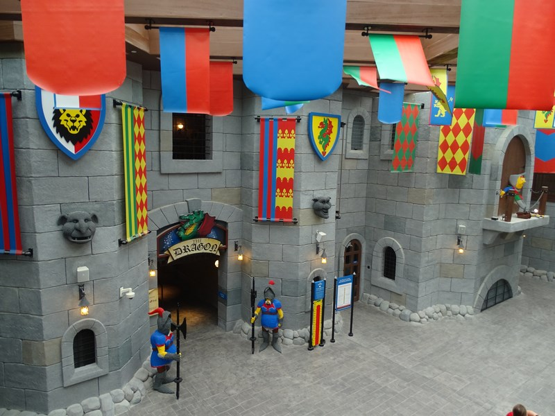19. Cetatea Legoland