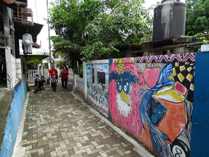 19. Grafitti Yogy